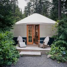 gorgeous yurt vacation homes hgtv