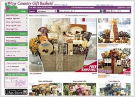 wine and country baskets country baskets and wine on
