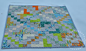 World Map Quilt Sew Me Something Good Barcelona Baby