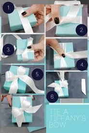 tying gift bows how to tie a bow tutorial pretty packaging
