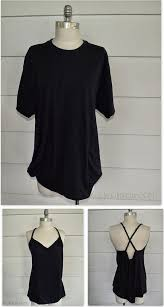 25 easy diy tutorials on how to update old t shirts gurl com