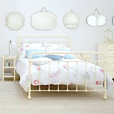 vintage iron bed frames antique iron bed frames canada