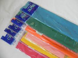 paper crepe streamers diy fringed crepe paper streamers miss party