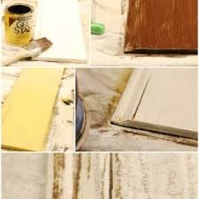How To Age Wood With Paint And Stain Simply Swider by 251 Best Wood Aging Images On Pinterest Diy Chairs And