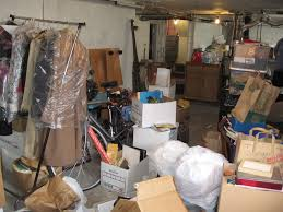 is your basement a dumping ground clutter clearer coach