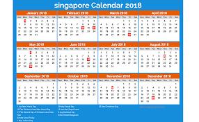 Kalender 2018 Hari Raya Puasa Singapore Calendar 2018 5 Newspictures Xyz