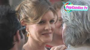 rene russo arrives thor premiere in youtube