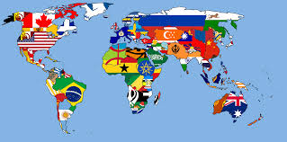 South Africa World Map Bovest South Africa Our Place In The Global Economy