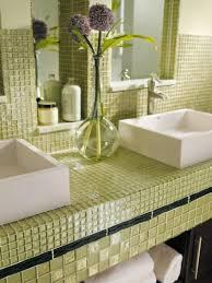 Tiled Vanity Tops Bathroom Bathroom Gorgeous Do It Yourself Bathroom Design Brown