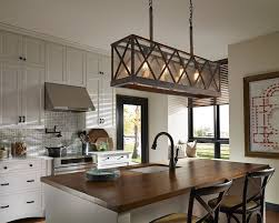 Rustic Kitchen Island Light Fixtures Best 25 Kitchen Island Lighting Ideas On Pinterest Island