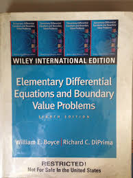 differential equations boyce pdf download download