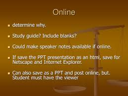 ppt effective powerpoint presentations instructional design
