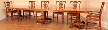 mahogany dining tables
