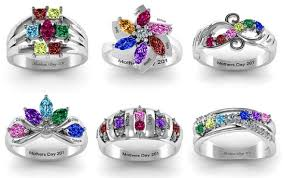 mothers day rings personalized s day rings give a gift that s personal jewlr
