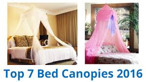 Net Bed 7 Best Bed Canopies 2016 Youtube