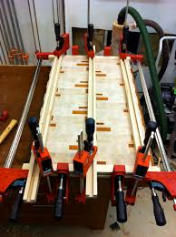 m scott morton end grain butcher block glue up countertop m