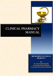 clinical pharmacy manual
