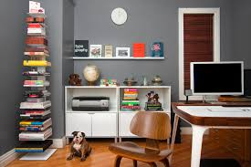 graphic design studio wall grey wall apartment lovely home