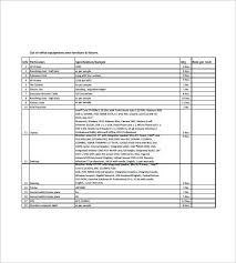 office phone list template address and phone list office