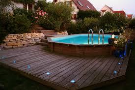 deco spa exterieur déco jardin piscine hors sol
