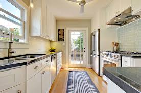 Rug In Kitchen With Hardwood Floor Marvelous Decoration Kitchen Runners For Hardwood Floors Alluring