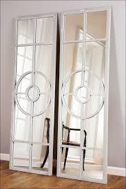Tall Wall Mirrors Furniture Round Decorative Mirror Full Length Dressing Mirror