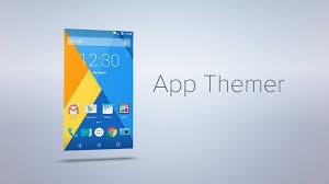 cyanogenmod themes play store cyanogen bytes app themer youtube