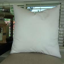 bed bath and beyond pillow inserts 22 22 pillow insert target 22 x walmart bed bath beyond