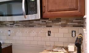 Subway Kitchen Backsplash Black Subway Tile Kitchen Backsplash Kitchen Style White Cabinets