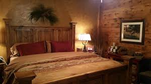 Log Home Bedrooms Gorgeous Rustic Cabin Manufactured Home Remodel
