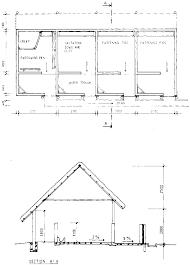 Modern House Design Plans Pdf by Modern Piggery Housing Plan House Design Plans S12 Pig Farm Pdf In