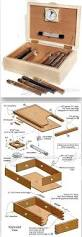 Humidor Woodworking Plans Pdf by Best 25 Cigar Humidor Ideas On Pinterest Cigars Cigar