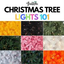 treetopia u0027s guide to different types of christmas lights blog