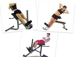 roman chair hyperextension bench side bends workoutlabs