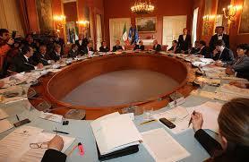 consiglio dei ministri news cdm comunicato consiglio dei ministri 3 settembre