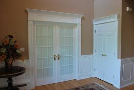 Wainscoting Panels Mdf Integrate Window And Door Trim With Wainscoting Panels
