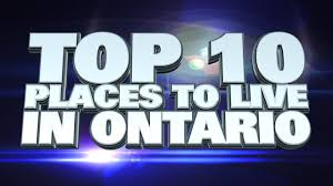 10 best places to live in ontario 2014