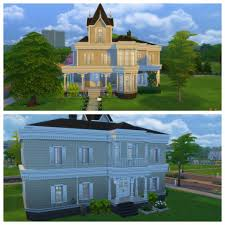victorian house build u2014 the sims forums