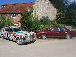 bentley turbo r coupe wight rolls royce