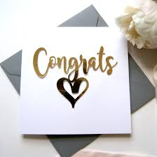 congratulations card congratulations card luxe gold shop online hummingbird card