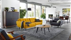 canap jaune la redoute intérieurs nos 10 meubles coups de coeur canapé jaune