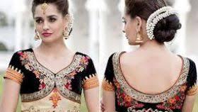 saree blouse styles sari blouse styles empat blouse