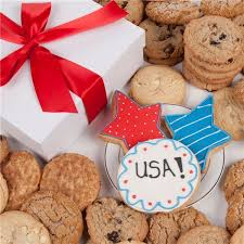 Cookie Gifts 4th Of July Cookie Gift Patriotic Gifts By Gift Baskets Plus