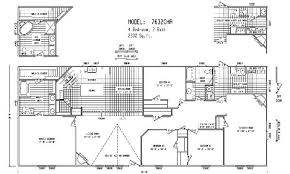 5 bedroom mobile homes floor plans quadruple wide mobile home floor plans 5 bedroom 3 bathrooms