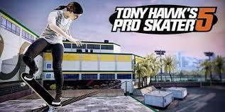 tony hawk pro skater apk tony hawk s pro skater 5 llegará en octubre ahorajuegoyo ahora