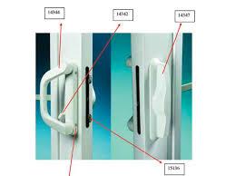Sliding Glass Patio Door Hardware Sliding Glass Door Lock Replacement Sliding Glass Door Parts