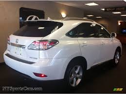 white lexus 2010 2010 lexus rx 350 awd in starfire white pearl photo 2 025947