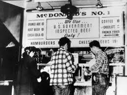 the first mcdonald u0027s opened 77 years ago photos business insider