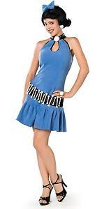 flintstones costumes womens x small betty rubble costume flintstones costumes