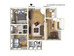 2 bedroom home spacious floor plans hawaii island palm communities